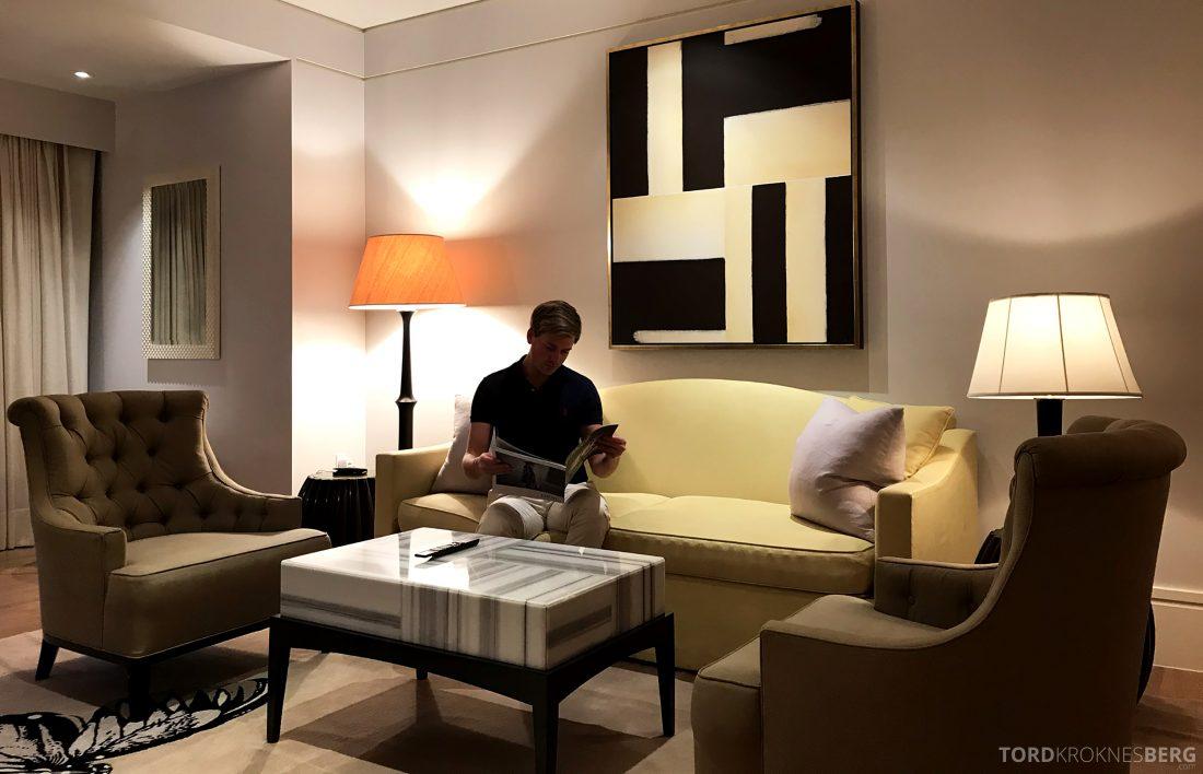 Hotel Bel-Air Los Angeles stue Tord Kroknes Berg