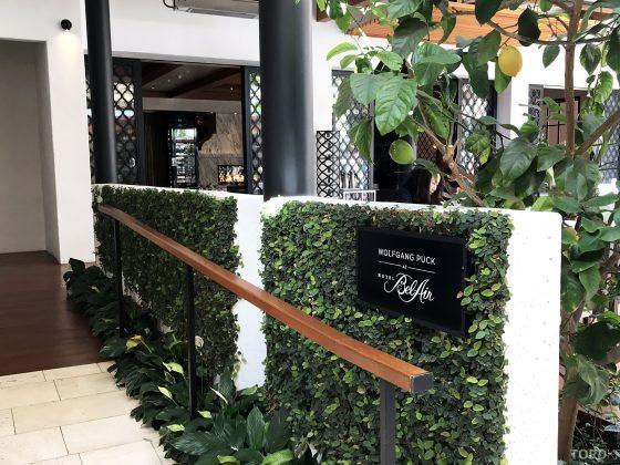 Hotel Bel-Air Los Angeles Wolfgang Puck