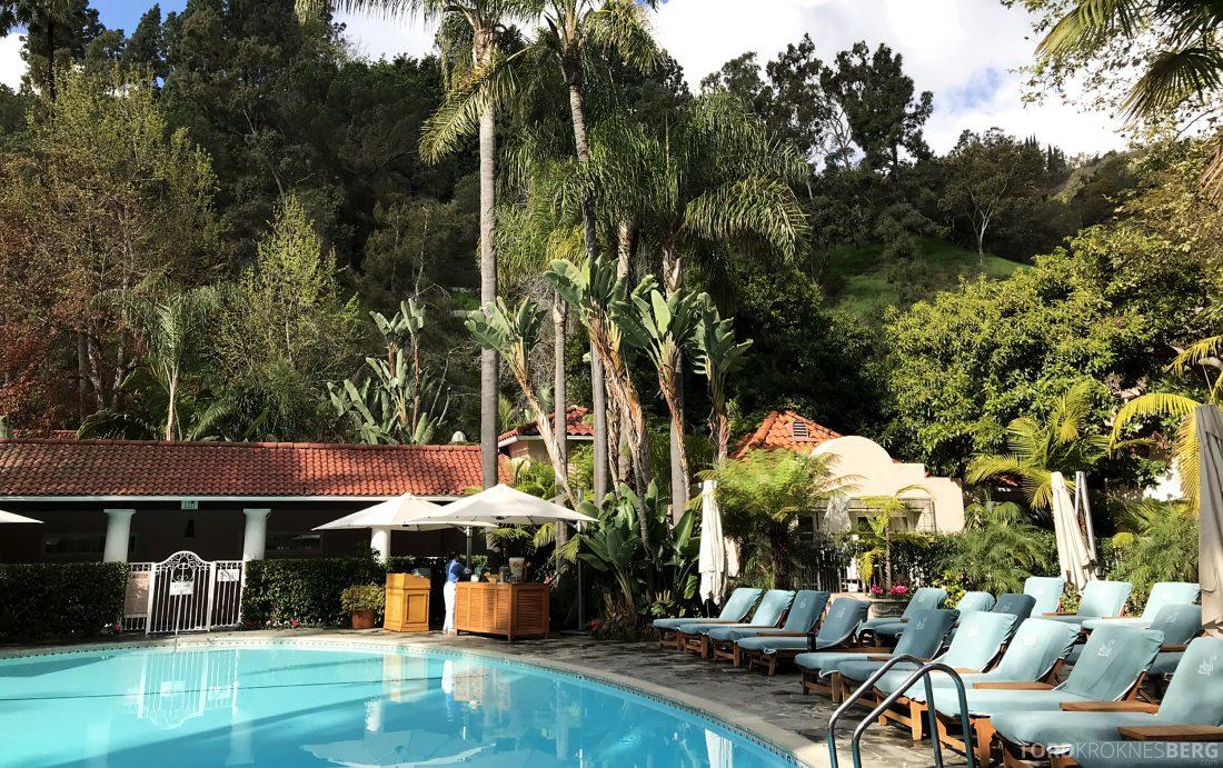 Hotel Bel-Air Los Angeles oase