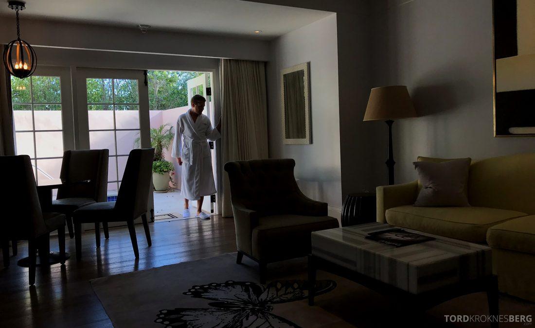 Hotel Bel-Air Los Angeles Tord Kroknes Berg suite