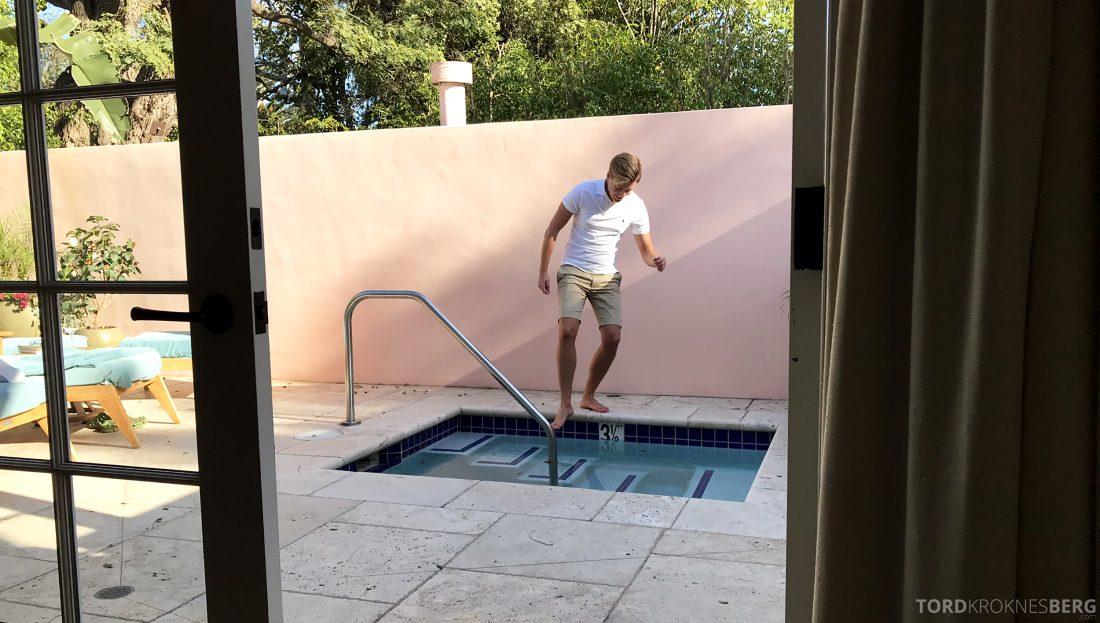 Hotel Bel-Air Los Angeles boblebad Tord Kroknes Berg