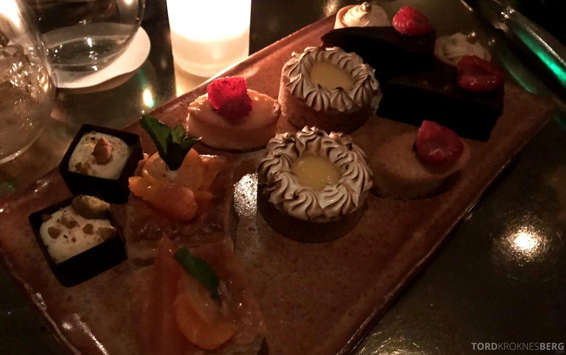 Hotel Bel-Air Los Angeles dessert bar