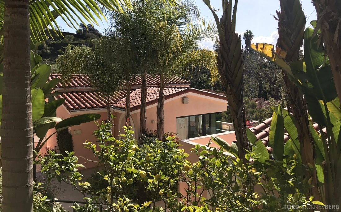 Hotel Bel-Air Los Angeles avskjermet