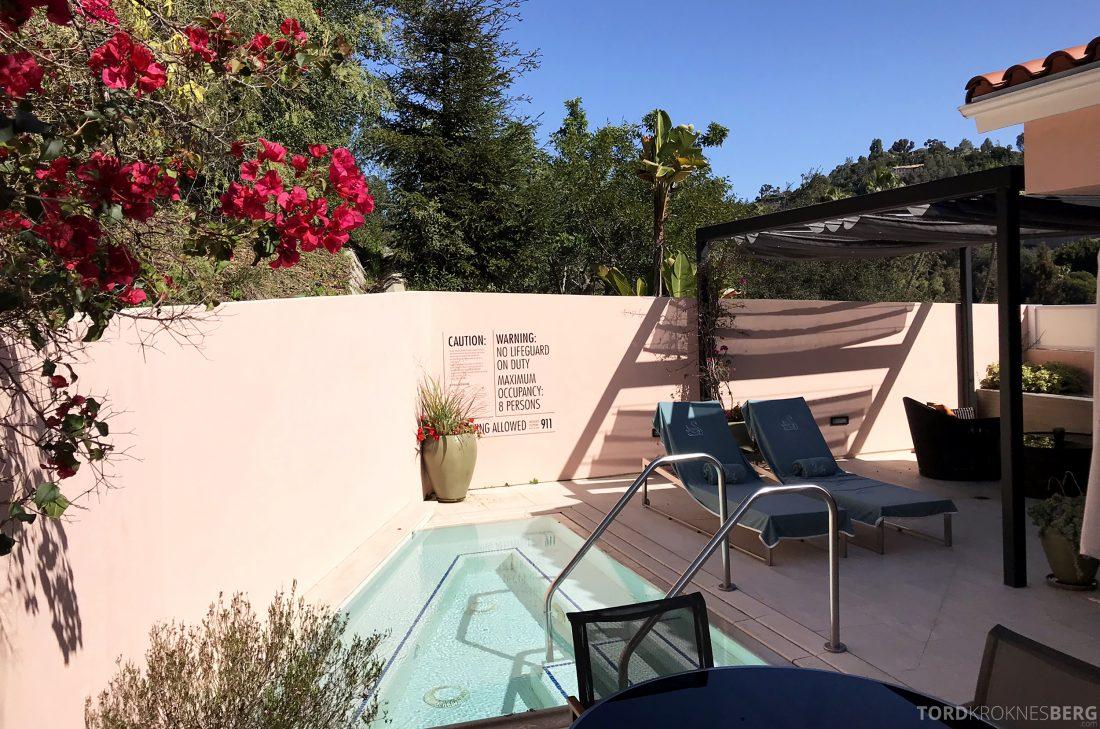 Hotel Bel-Air Los Angeles presidentsuite
