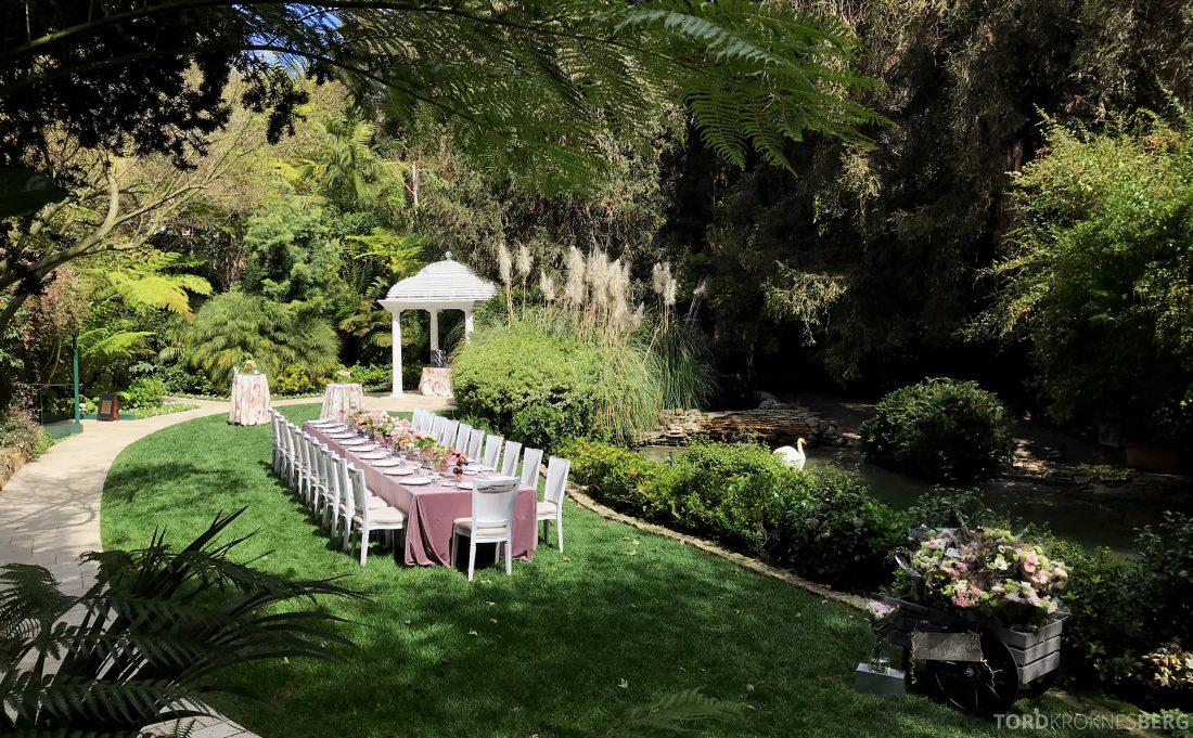 Hotel Bel-Air Los Angeles bryllup