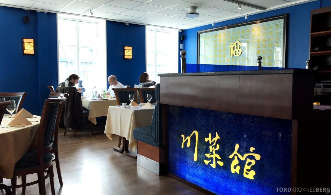 Szechuan Restaurant Trondheim lokale