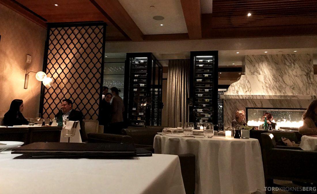 Wolfgang Puck Restaurant Bel-Air Hotel Los Angeles lokale