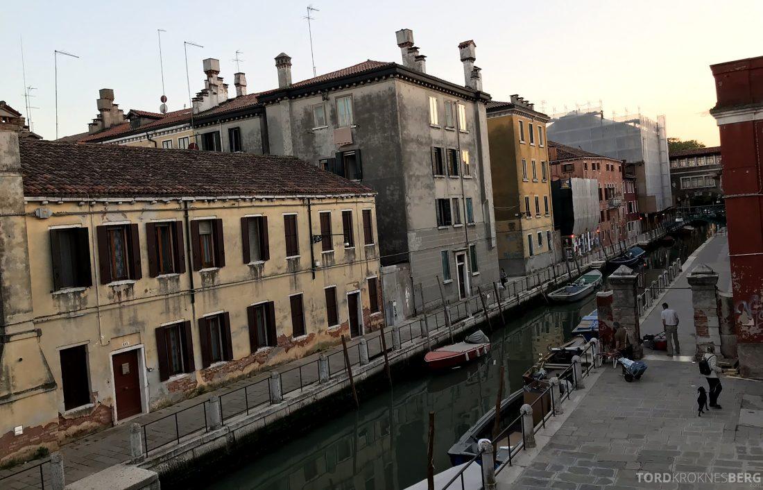 AC Hotel Venezia by Marriott utsikt