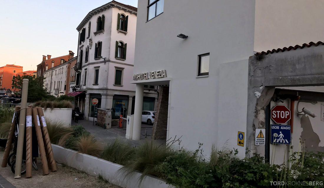 AC Hotel Venezia by Marriott fasade