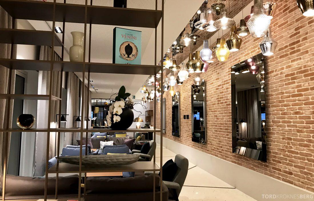 AC Hotel Venezia by Marriott lobby