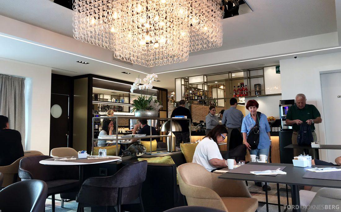 AC Hotel Venezia by Marriott frokostsal