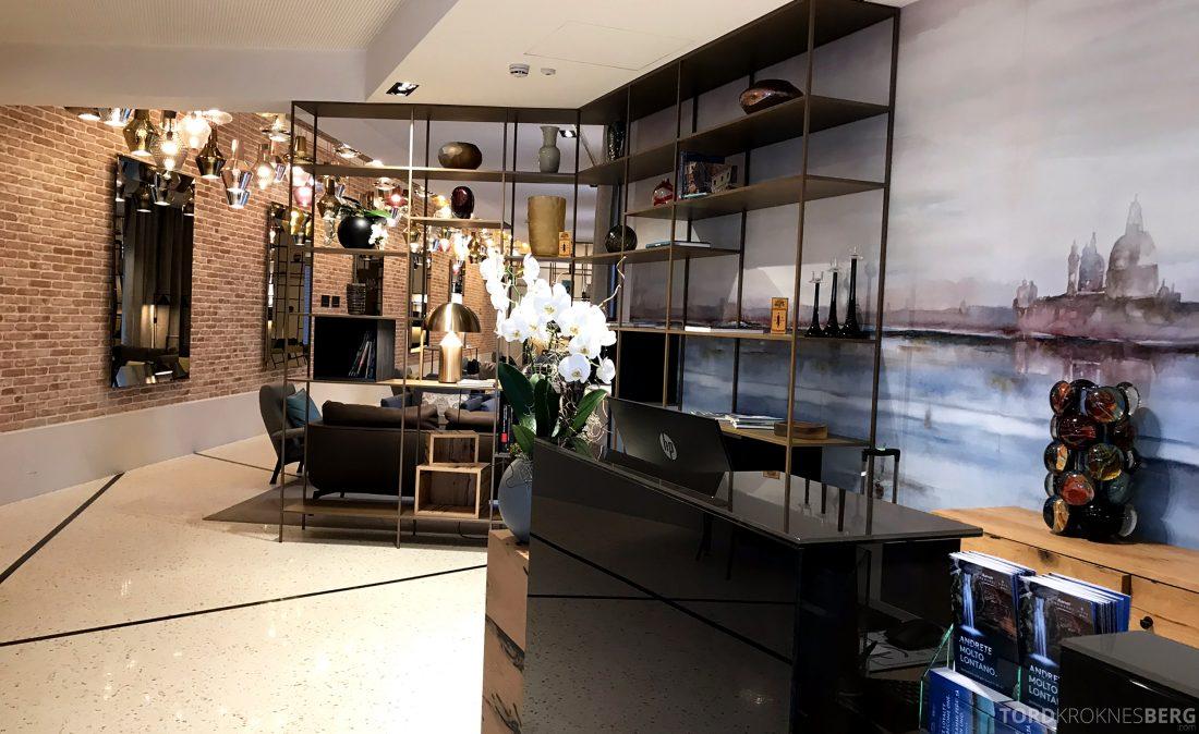 AC Hotel Venezia by Marriott resepsjon
