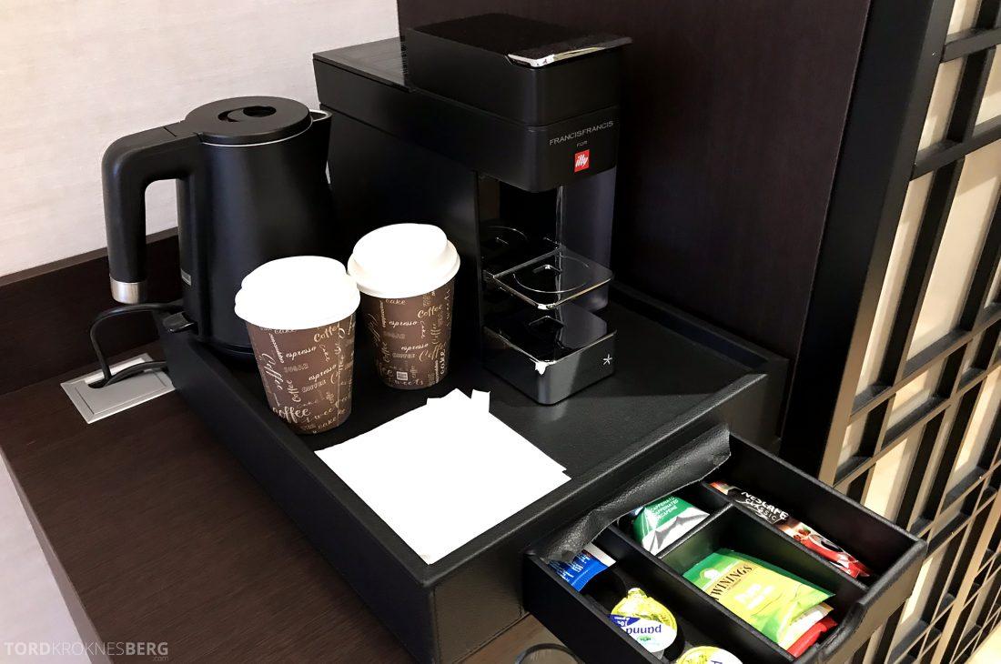 AC Hotel Venezia by Marriott kaffemaskin