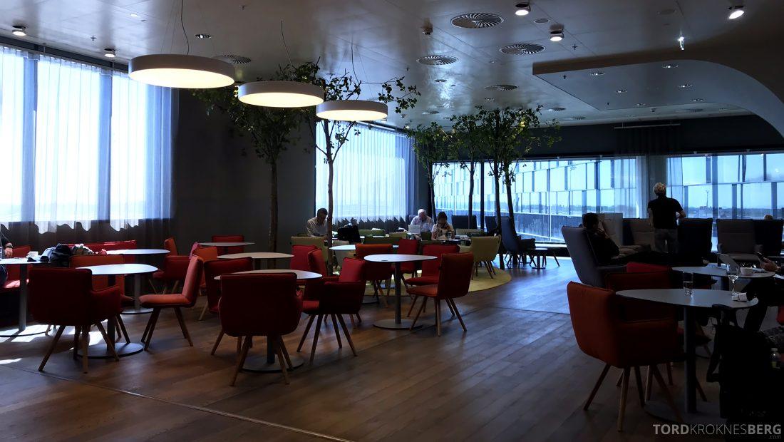 Austrian Gold Lounge Vienna oversikt