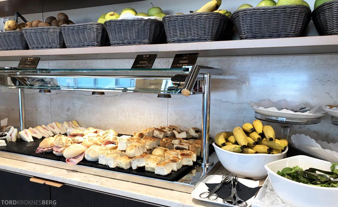 Marco Polo Lounge Venezia sandwich