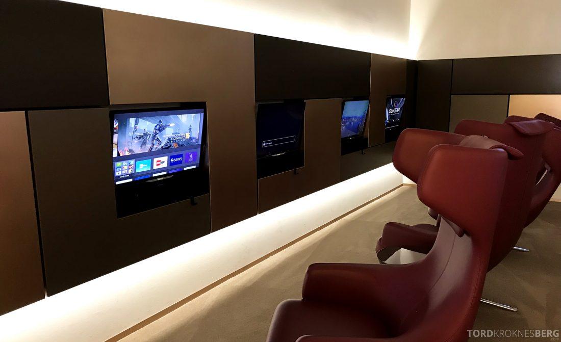 Marco Polo Lounge Venezia Apple TV krok