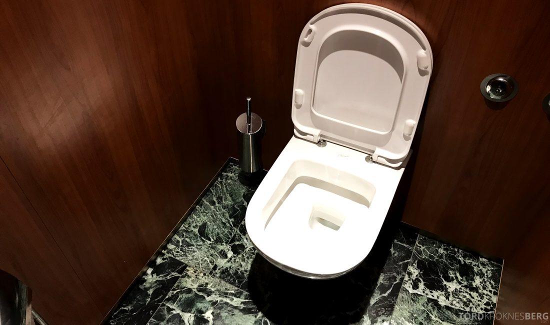 Marco Polo Lounge Venezia toalett