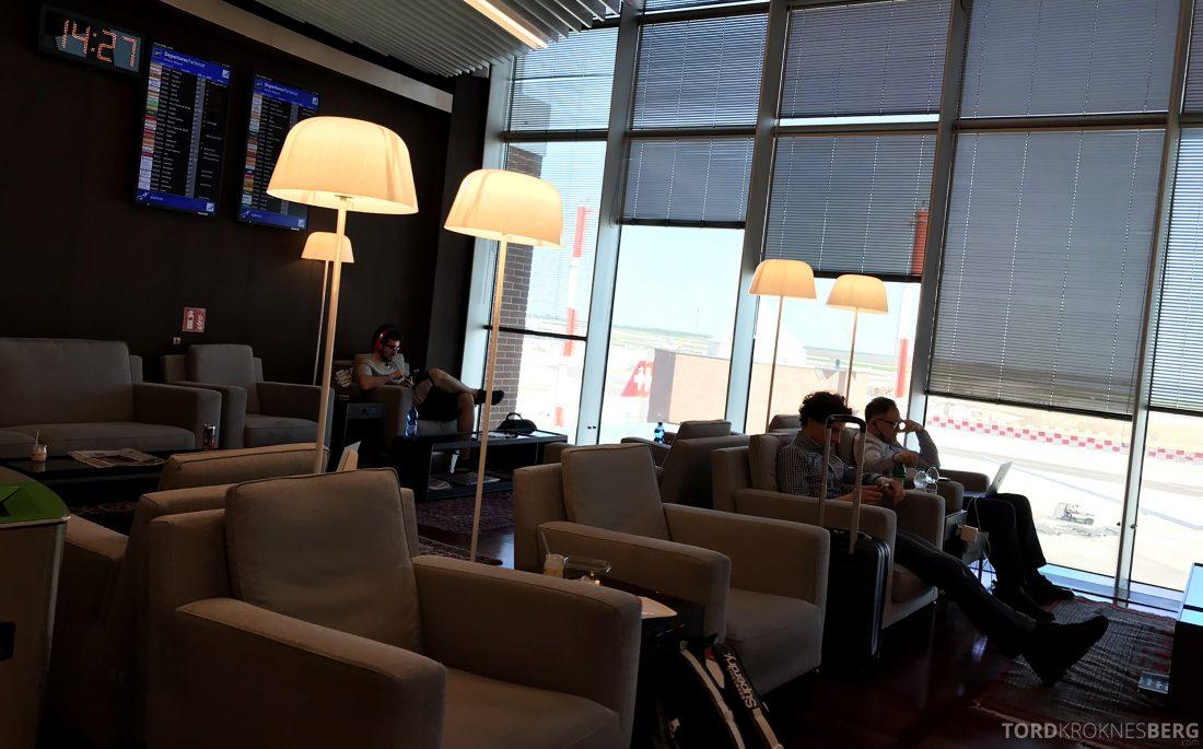 Marco Polo Lounge Venezia sitteplasser