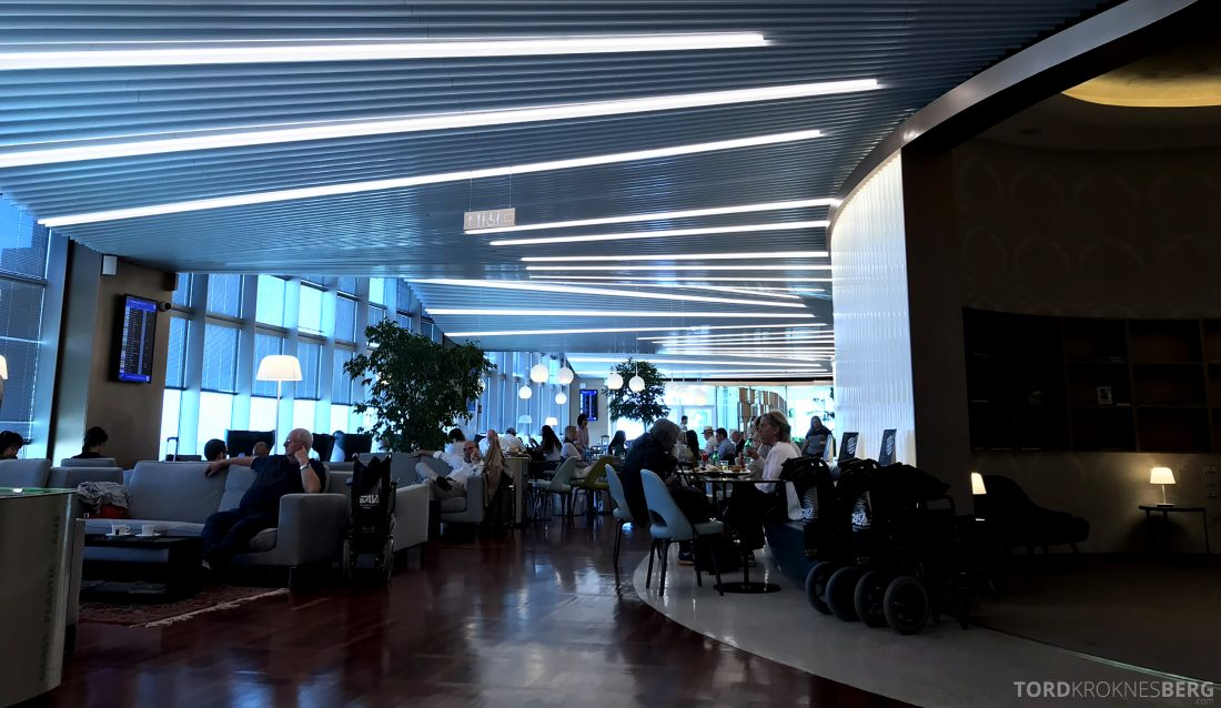 Marco Polo Lounge Venezia oversikt