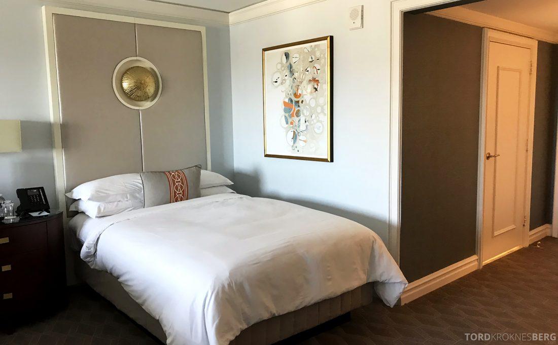 Ritz-Carlton Marina del Rey Los Angeles Hotel seng