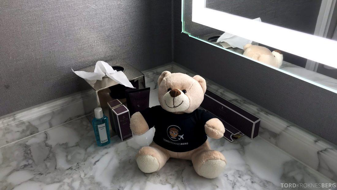 Ritz-Carlton Marina del Rey Los Angeles Hotel reisefølget bad