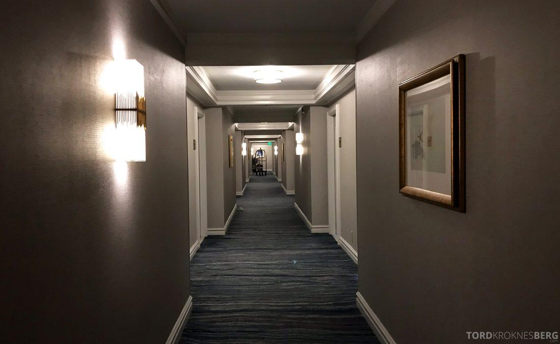 Ritz-Carlton Marina del Rey Los Angeles Hotel korridor