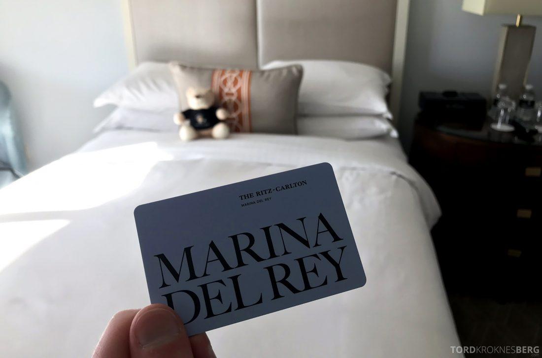 Ritz-Carlton Marina del Rey Los Angeles Hotel nøkkelkort