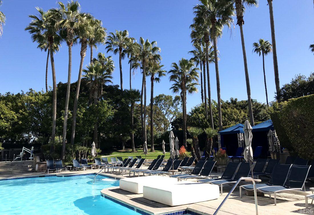 Ritz-Carlton Marina del Rey Los Angeles Hotel basseng