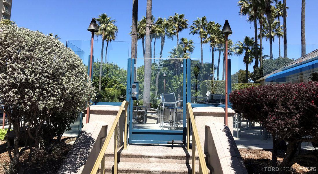 Ritz-Carlton Marina del Rey Los Angeles Hotel havnepromenade