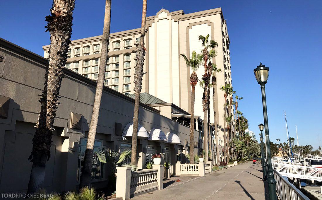 Ritz-Carlton Marina del Rey Los Angeles Hotel fasede havn