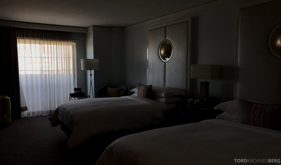 Ritz-Carlton Marina del Rey Los Angeles Hotel twin room