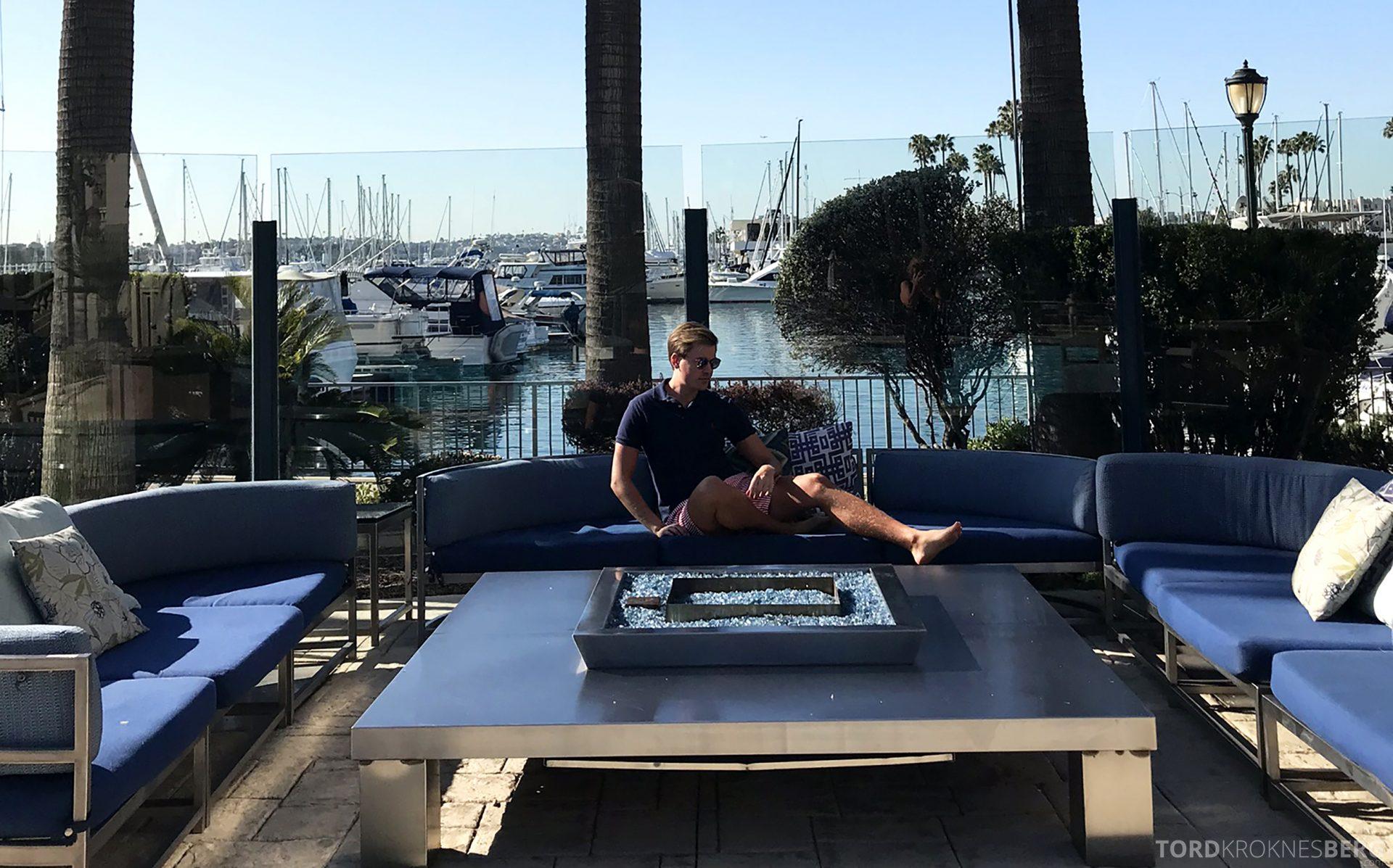 Ritz-Carlton Marina del Rey Los Angeles Hotel Tord Kroknes Berg