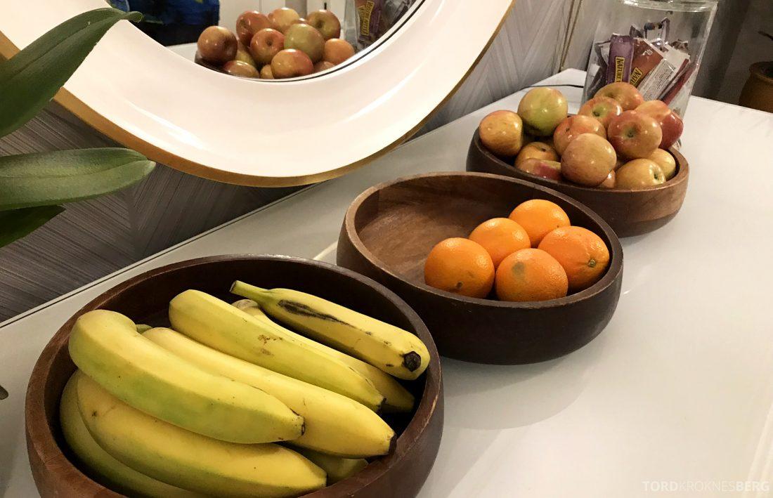 Ritz-Carlton Marina del Rey Los Angeles Hotel frukt