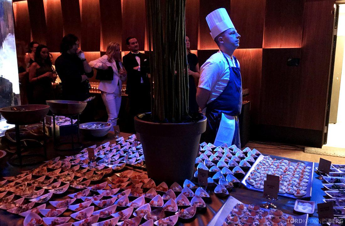 Clarion Hotel The Hun Oslo åpning kokk
