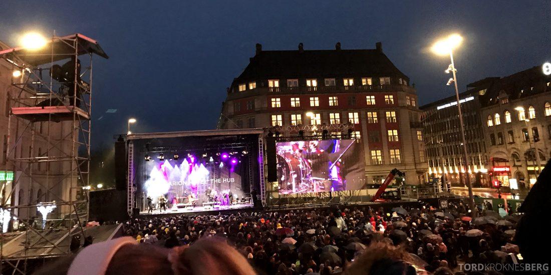 Clarion Hotel The Hun Oslo åpning konsert
