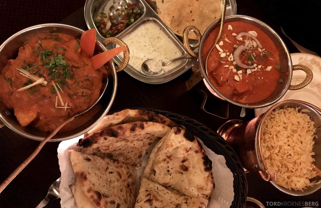 Jewel of India Restaurant Oslo kylling