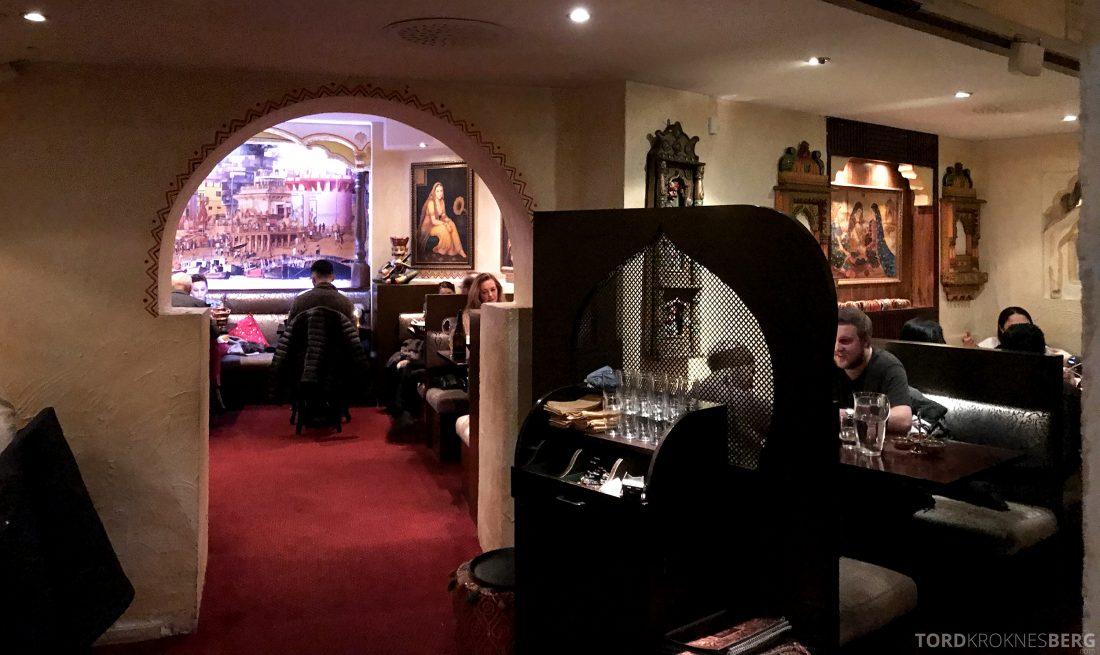 Jewel of India Restaurant Oslo lokale