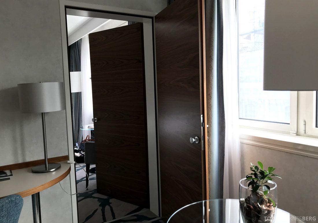 Marriott Vienna Hotel connection room