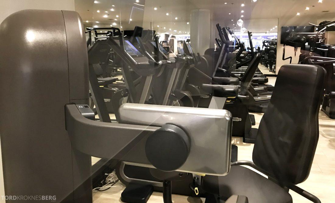 Marriott Vienna Hotel gym