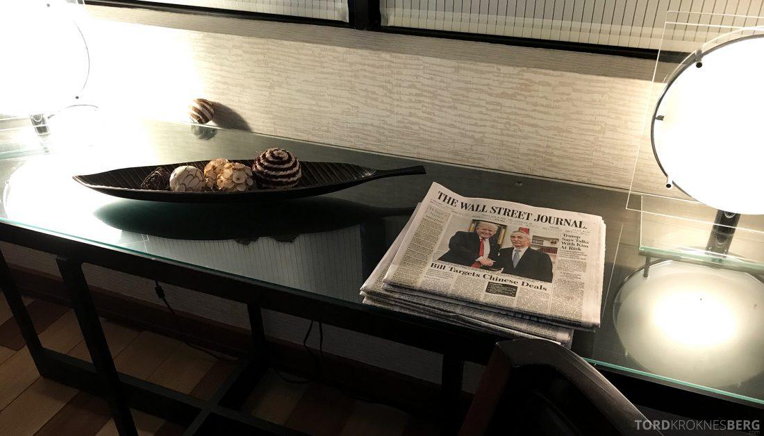 Miami Airport Marriott Hotel M Club Lounge avis