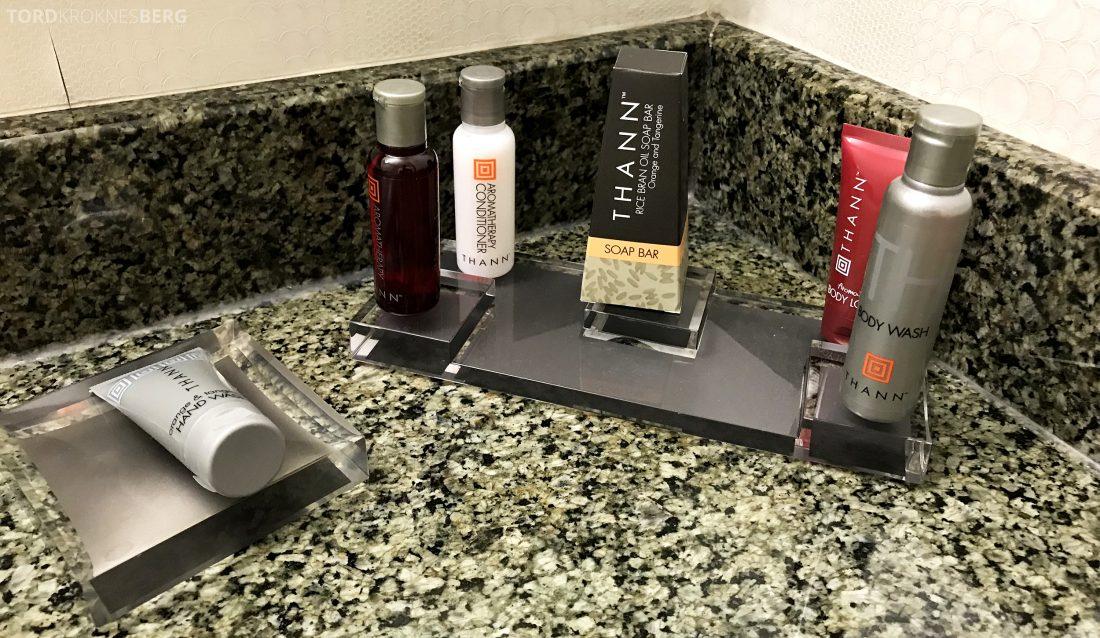 Miami Airport Marriott Hotel amenities