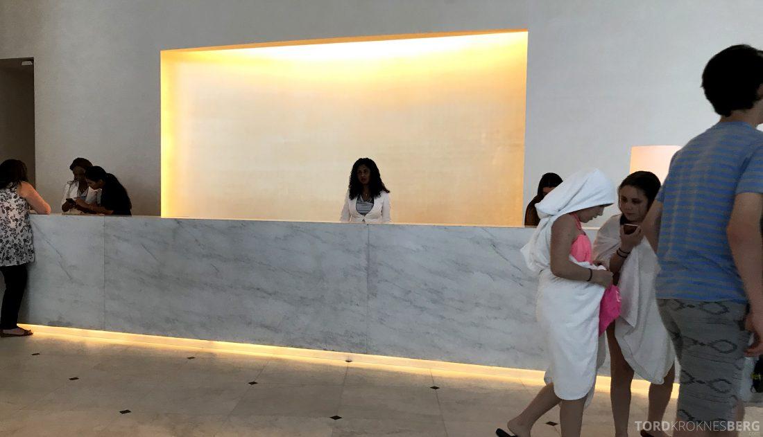 Miami Beach EDITION Hotel resepsjon