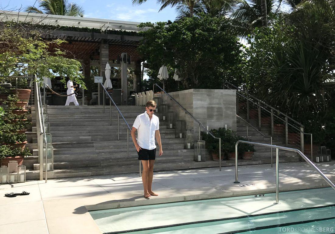 Miami Beach EDITION Hotel basseng