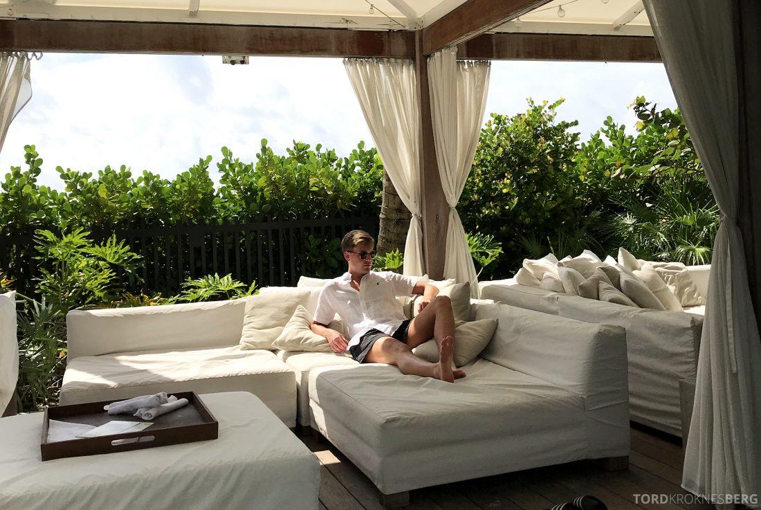 Miami Beach EDITION Hotel Tord Kroknes Berg basseng