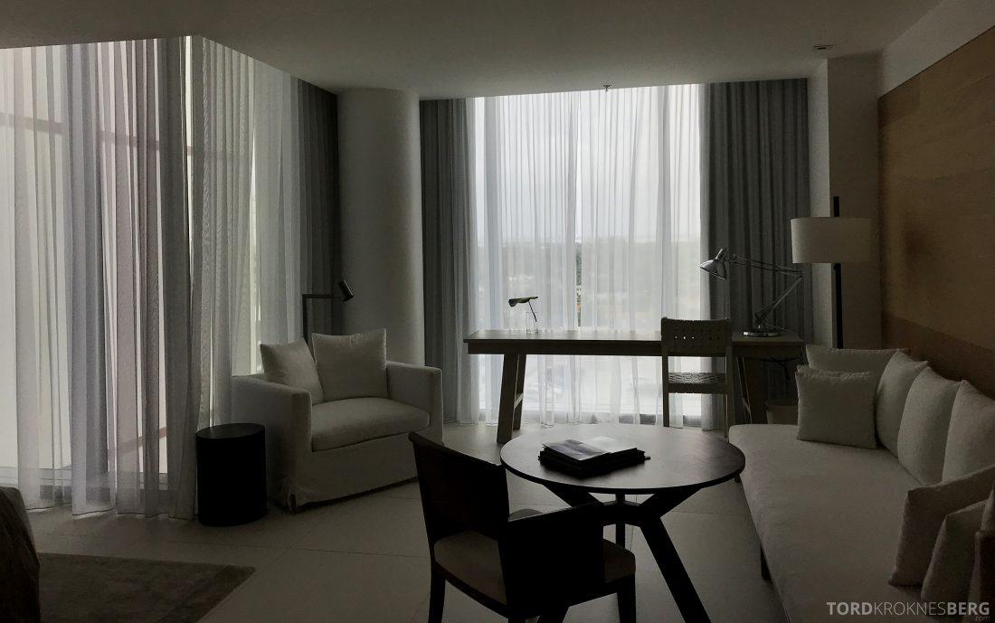 Miami Beach EDITION Hotel værelse