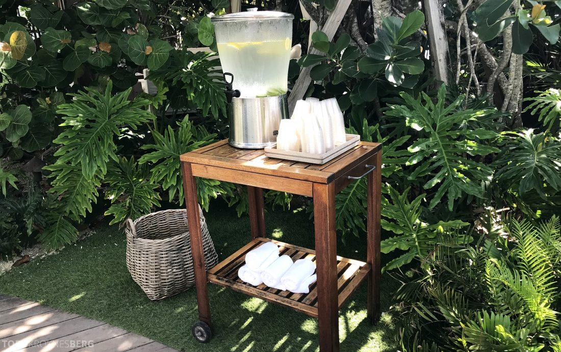 Miami Beach EDITION Hotel vann