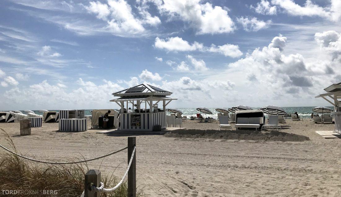 Miami Beach EDITION Hotel privat strand