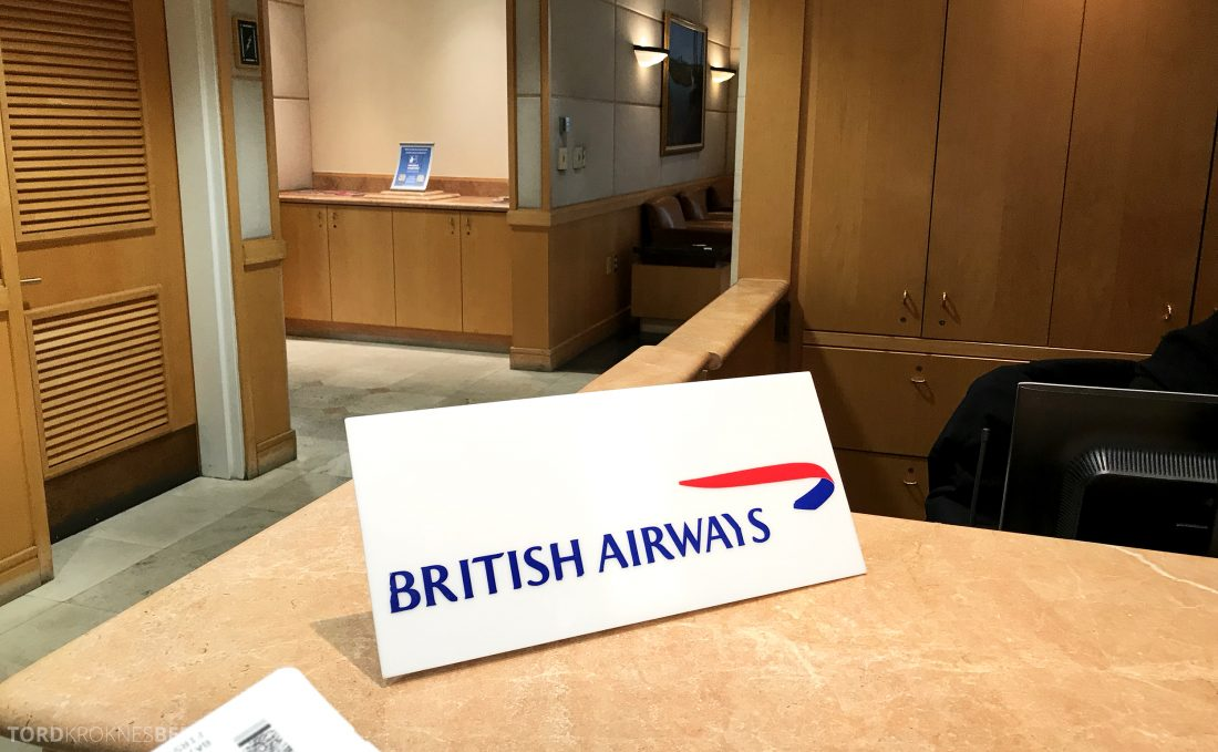 American Airlines Premium Lounge Miami British Airways
