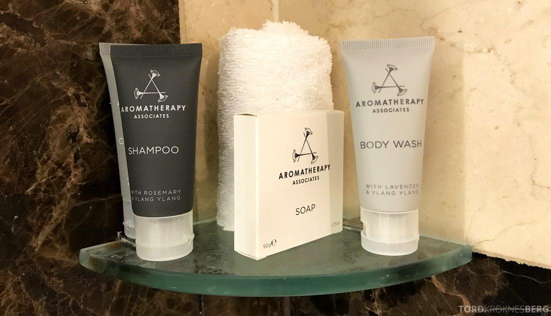 JW Marriott Miami Hotel toalettartikler