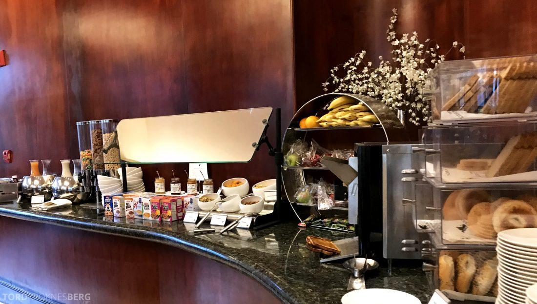 JW Marriott Miami Hotel frokostblandinger